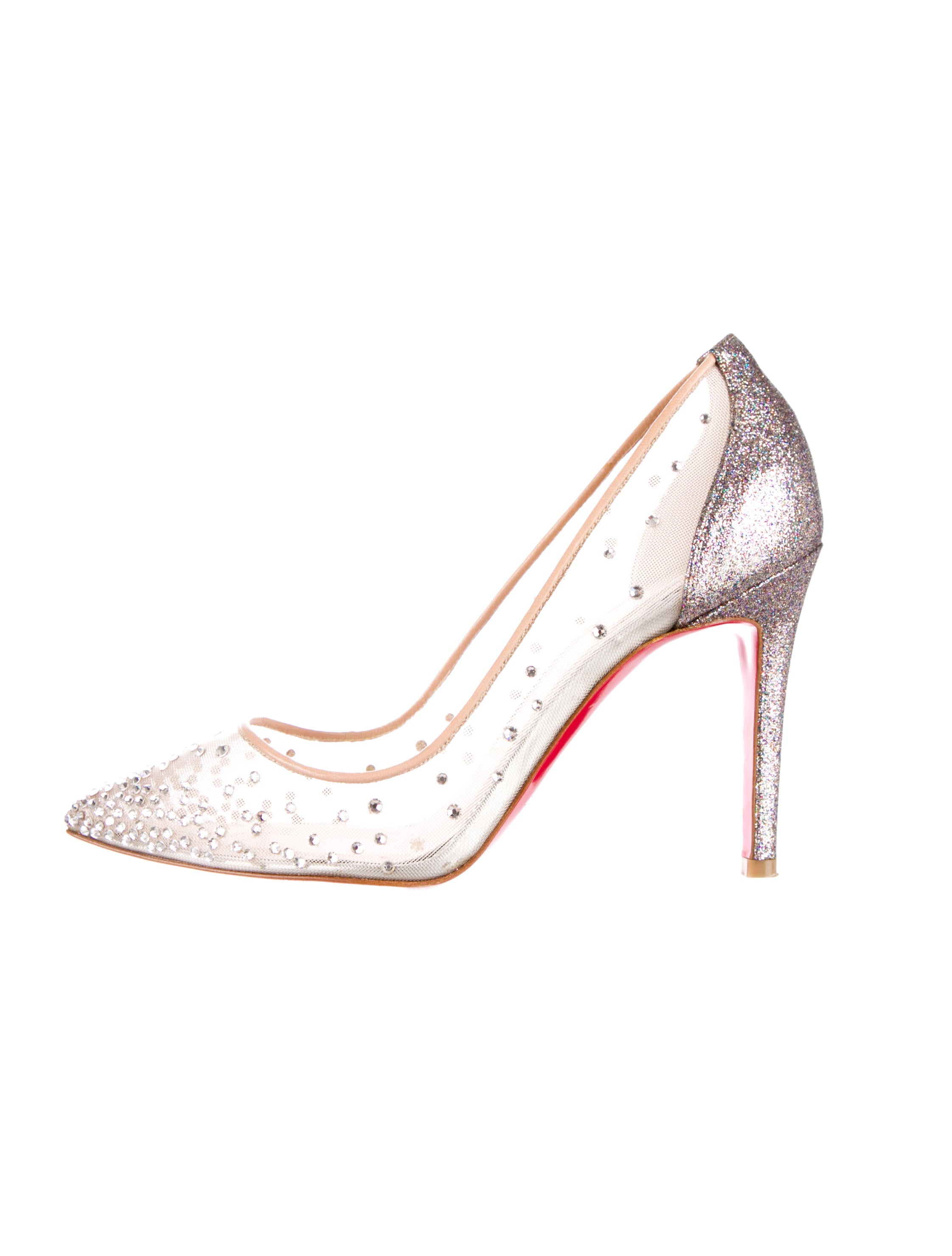 spikes sneakers - Artesur ? christian louboutin Follies pumps Beige and multicolor ...
