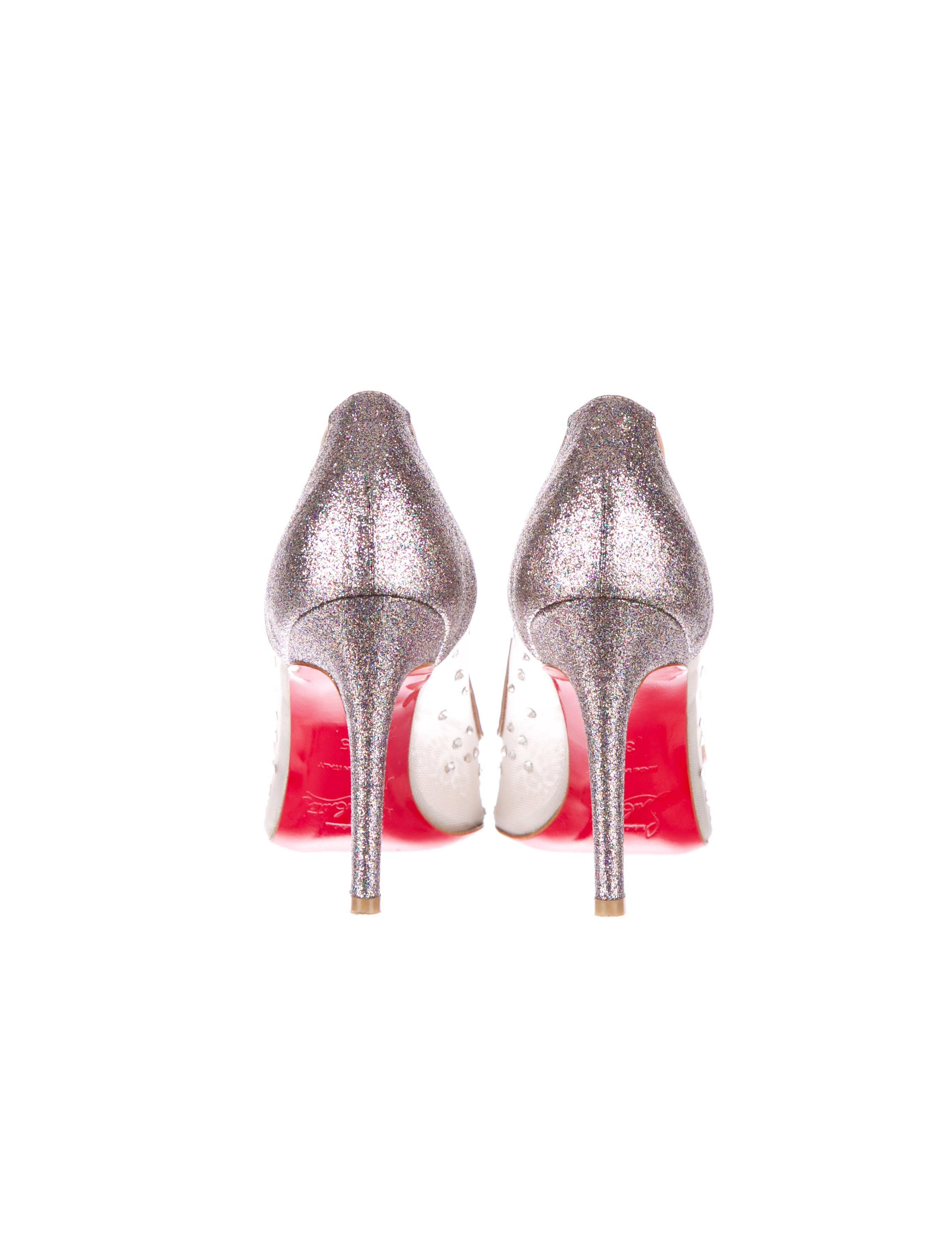Christian Louboutin Follies Strass Pumps - Shoes - CHT33808 | The ...