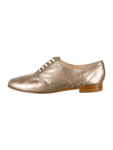 chris louboutin website - Artesur ? christian louboutin round-toe oxfords Pewter leather