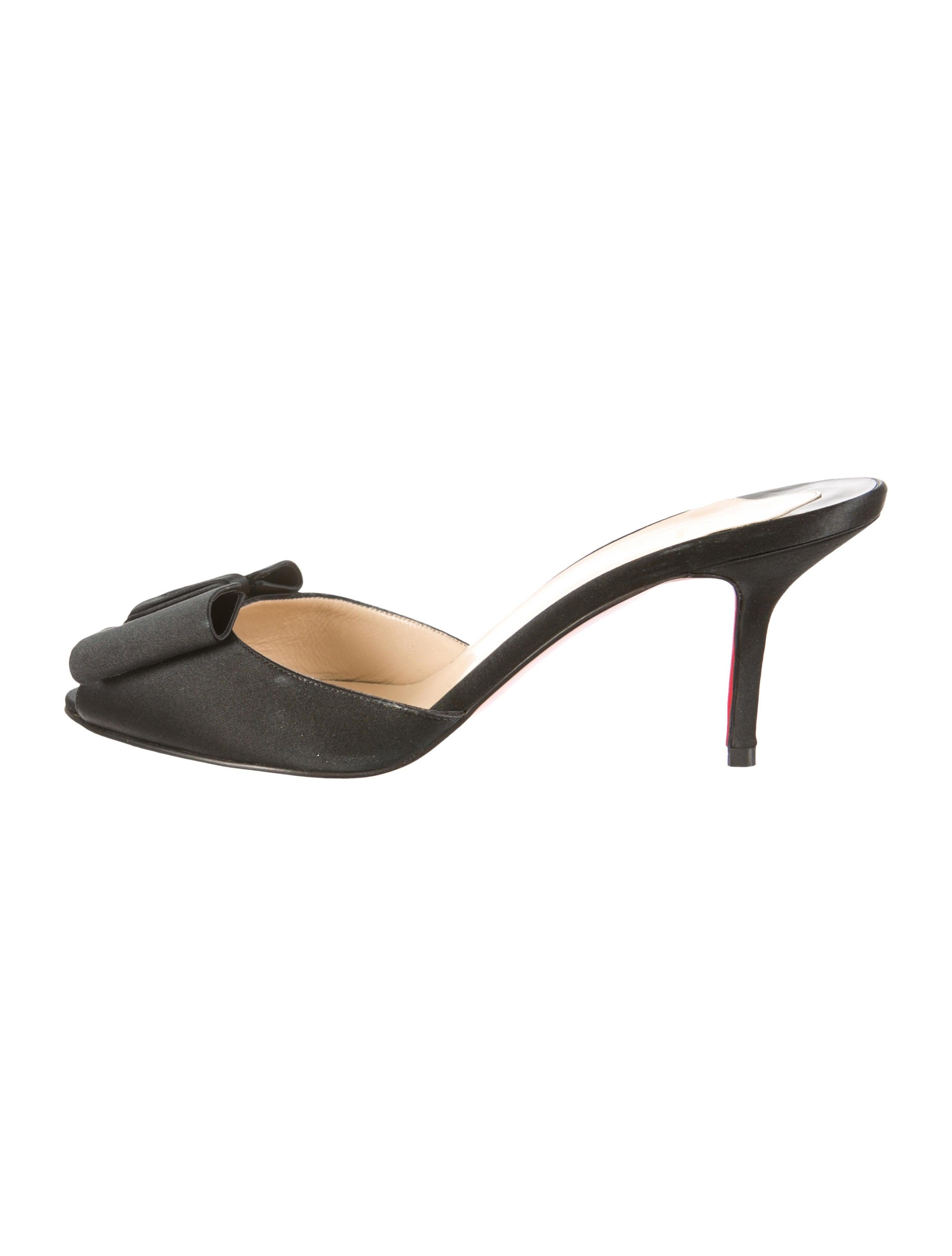 Artesur ? christian louboutin slide sandals