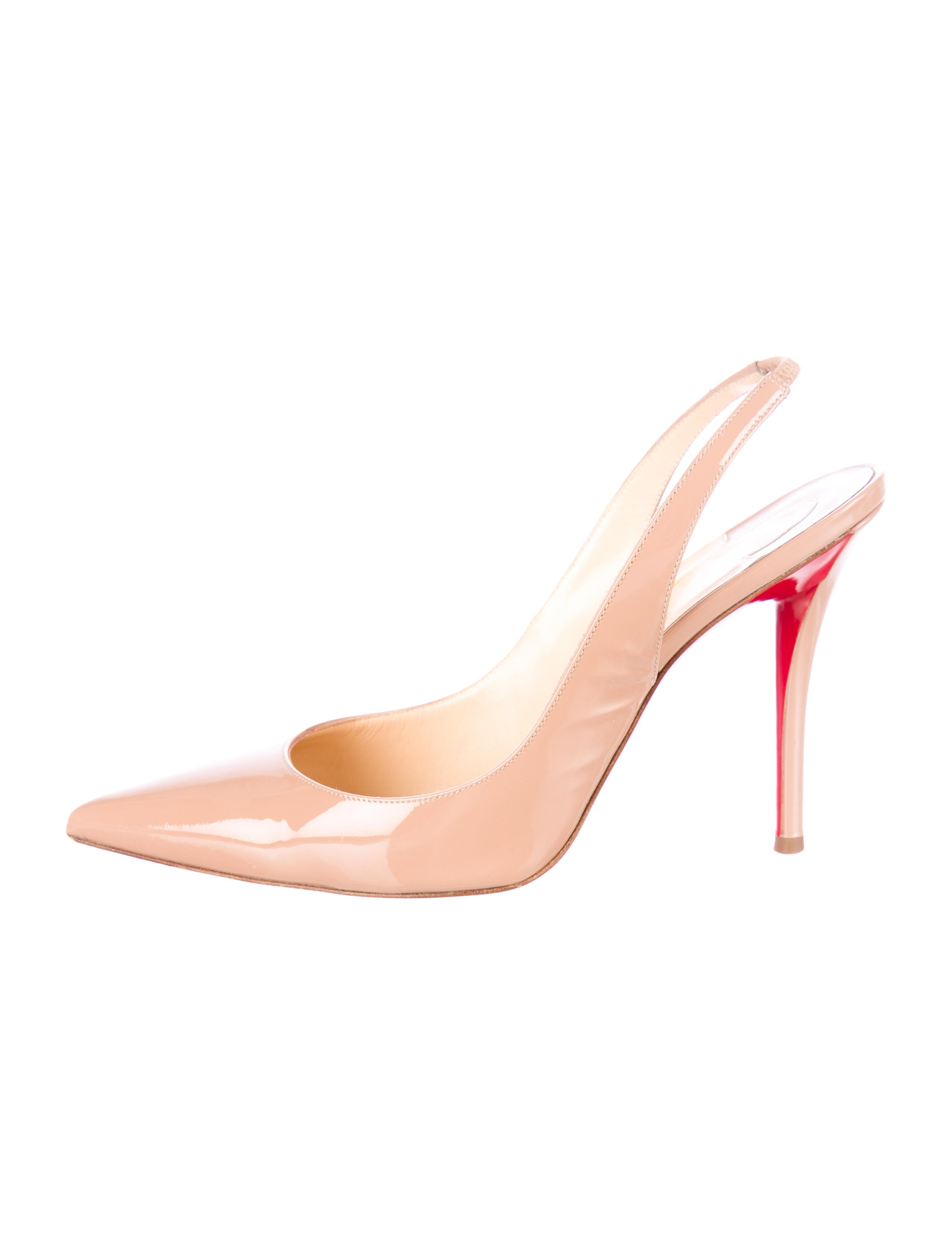 Christian Louboutin Apostrophy Pumps - Shoes - CHT36254 | The RealReal