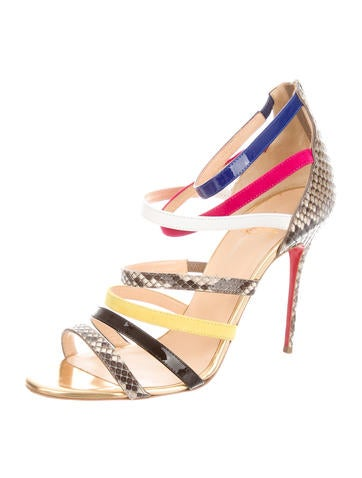 suede louboutin - Shoes products Luxury Fashion | The RealReal