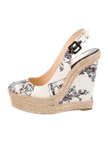Yves Saint Laurent Buckle-Embellished Multistrap Sandals - Shoes ...