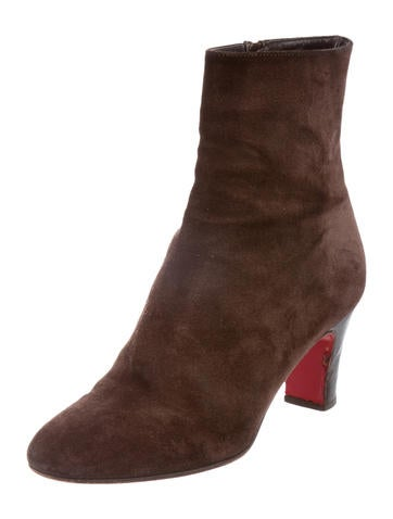 christian louboutin men's shoes - christian louboutin miss tack 85 ankle boots w tags, christian ...