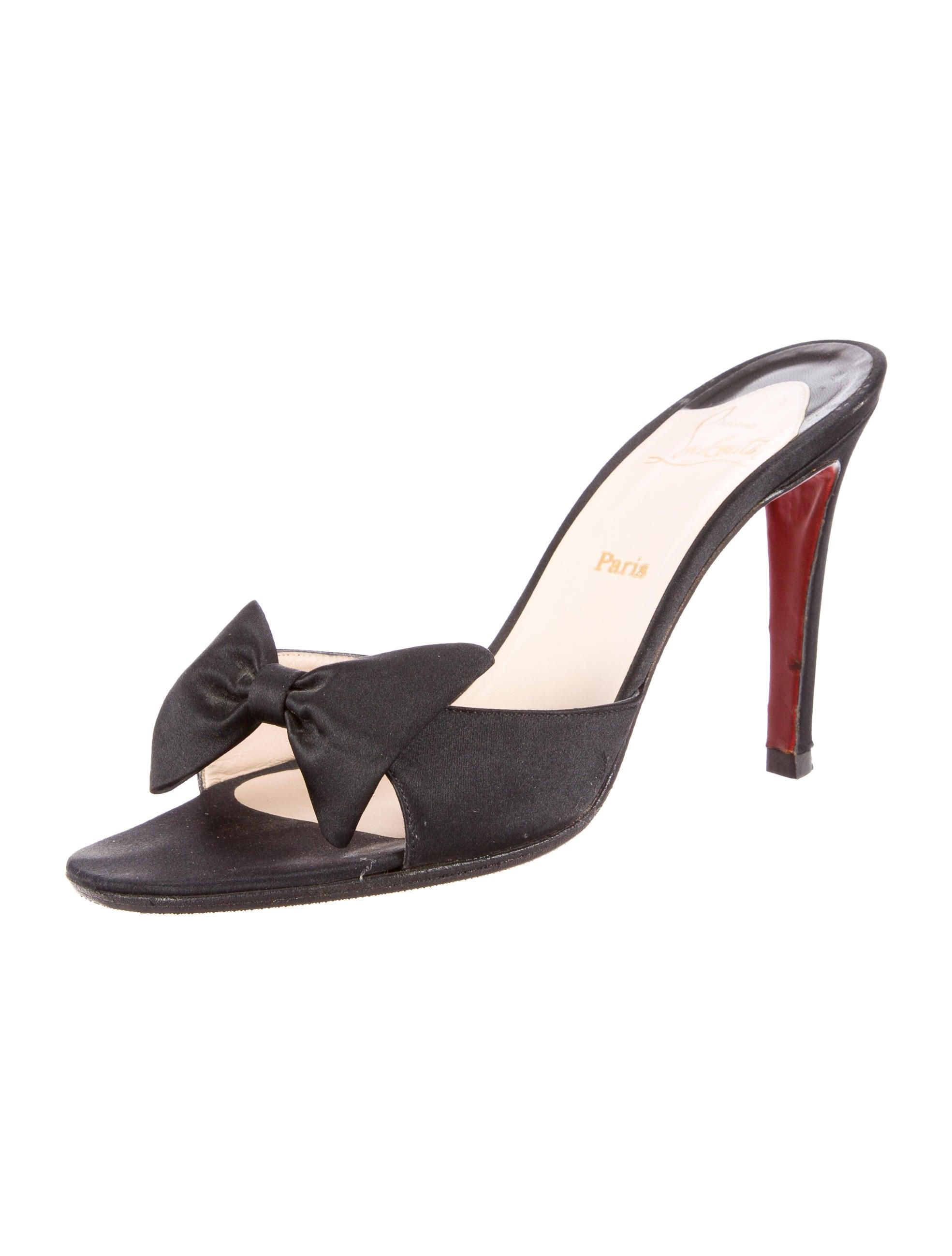 650c61c4cba4 Christian Louboutin Grey Shoes Jobs Animal Print Pumps