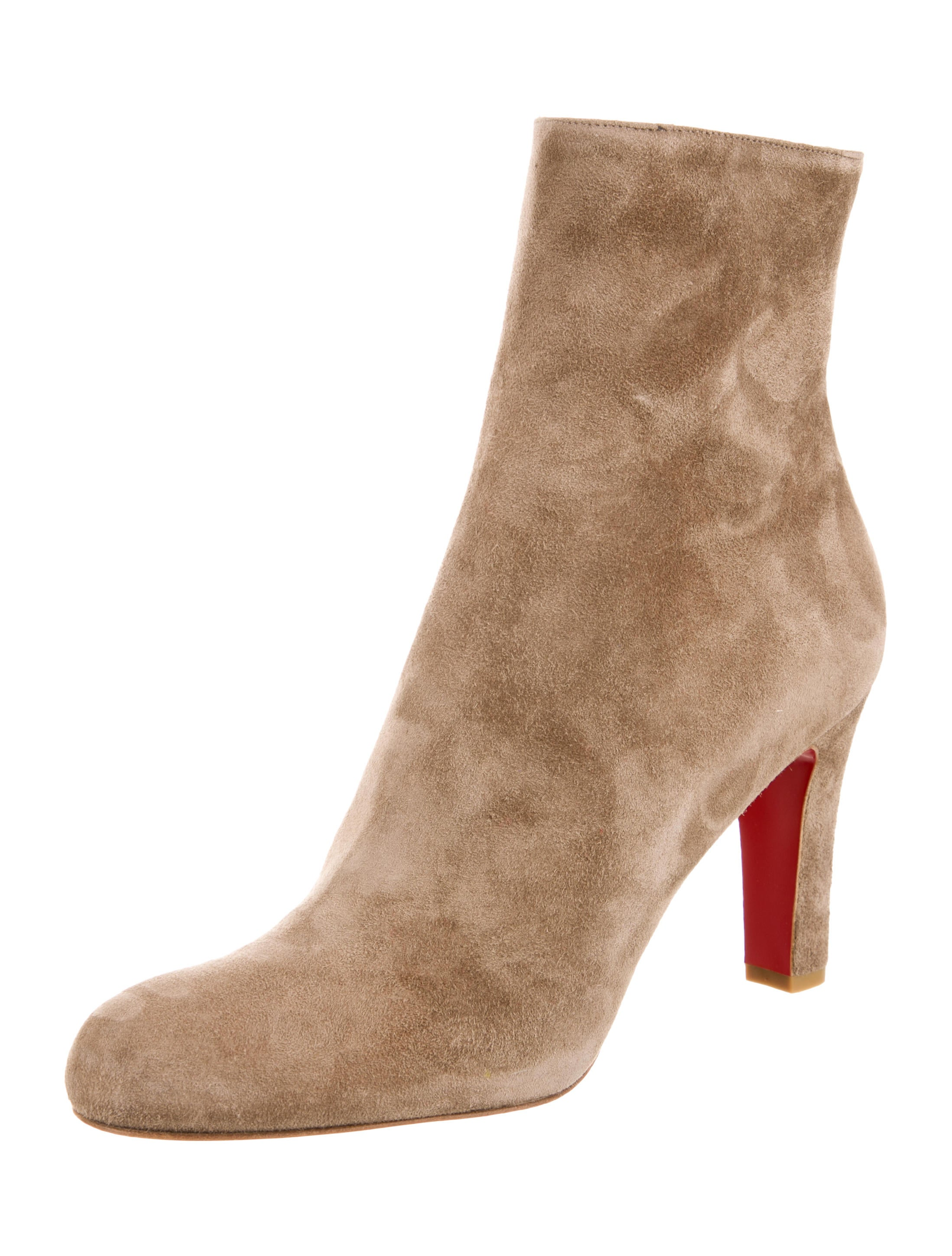 christian louboutin shoes replica - christian louboutin miss tack 85 booties w tags, knockoff ...