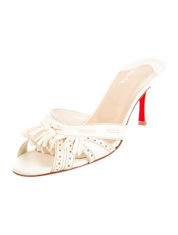 fake louboutins - Christian Louboutin Sandals Luxury Fashion | The RealReal