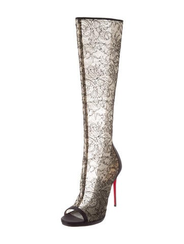 Christian Louboutin Boots Luxury Fashion | The RealReal