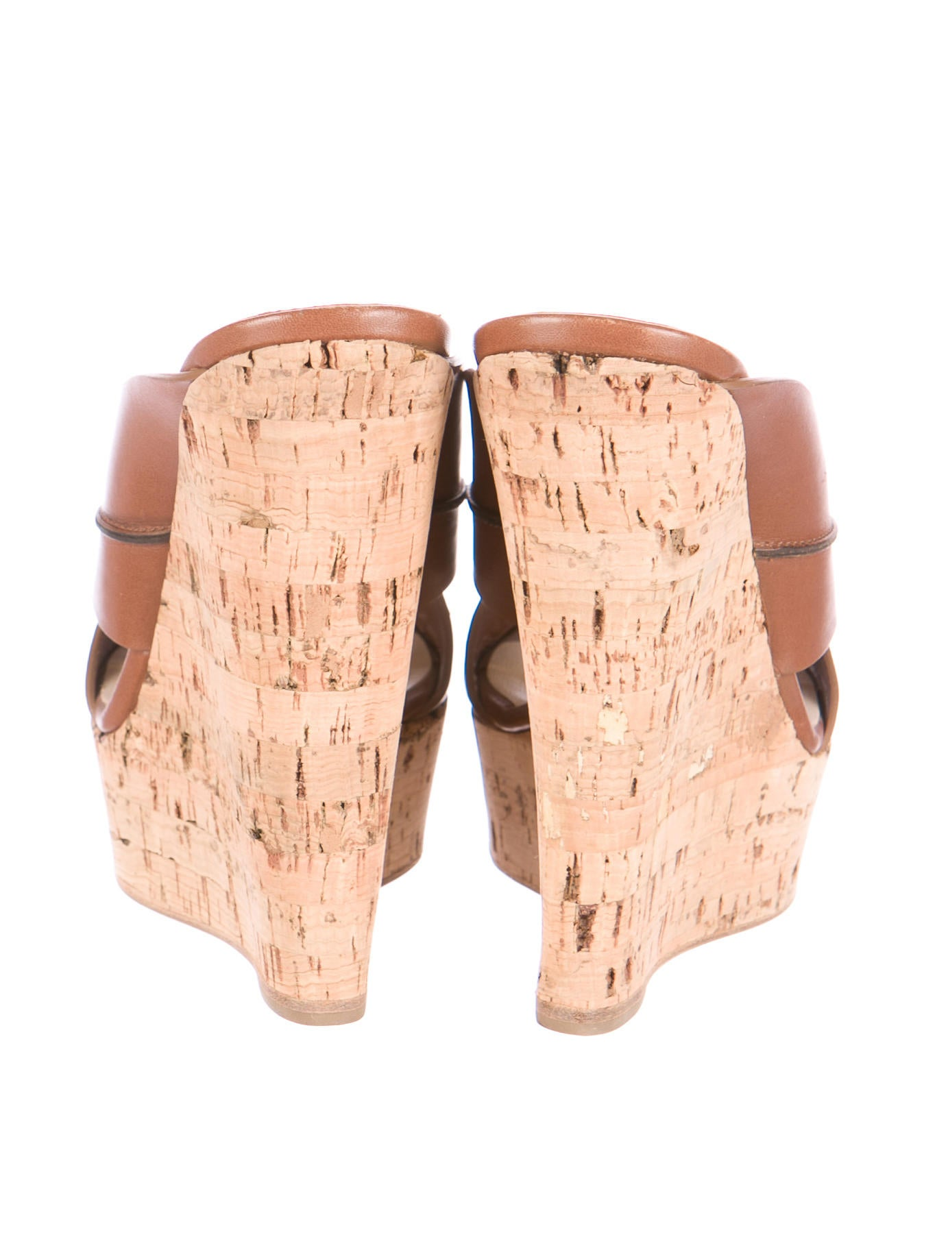 Christian Louboutin Slide Platform Wedges - Shoes - CHT44419 | The ...