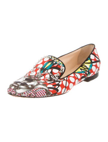 christian louboutin knockoff shoes - Christian Louboutin Loafers Luxury Fashion | The RealReal