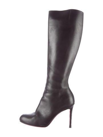 Christian Louboutin Boots Luxury Fashion | The RealReal