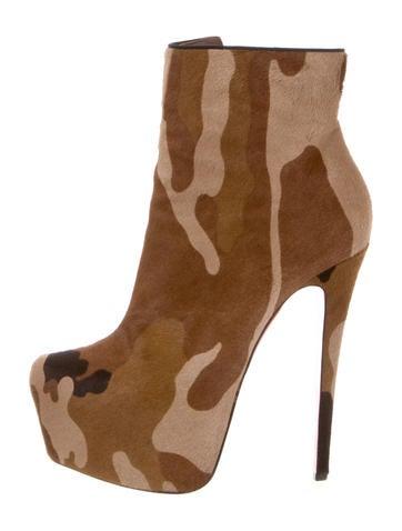 fake louboutins shoes - Christian Louboutin Booties Luxury Fashion   The RealReal