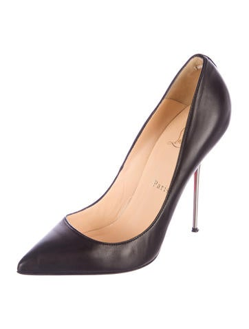 replica louboutins for sale - christian louboutin big lips pointed-toe pumps, replica shoes men