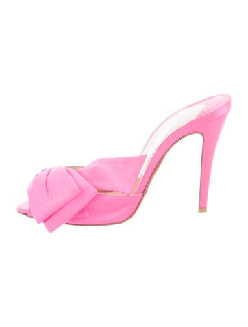 laboutin replica - christian louboutin embellished slide sandals, purple louboutins shoes
