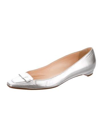 replica louis vuitton shoes - Christian Louboutin Flats Luxury Fashion   The RealReal
