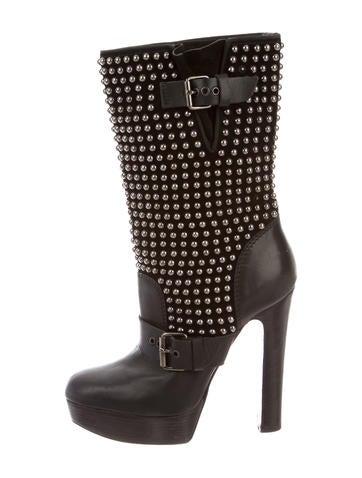 replica of christian louboutin shoes - Christian Louboutin Boots Luxury Fashion   The RealReal