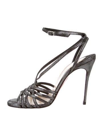 louis vuitton men loafer - Christian Louboutin Sandals Luxury Fashion | The RealReal