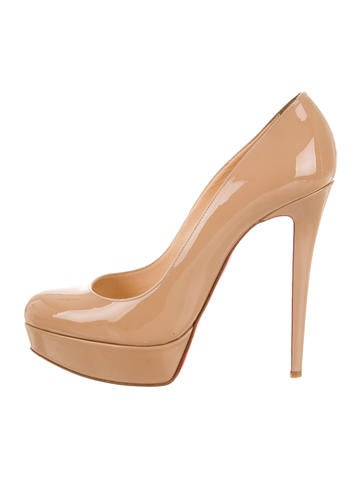 replica louboutin uk - Christian Louboutin Platforms Luxury Fashion | The RealReal