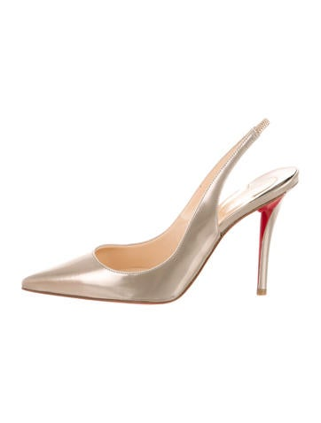 christian louboutin new simple pumps w tags