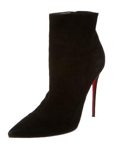 christian louboutin replica shoes - Christian Louboutin Booties Luxury Fashion | The RealReal