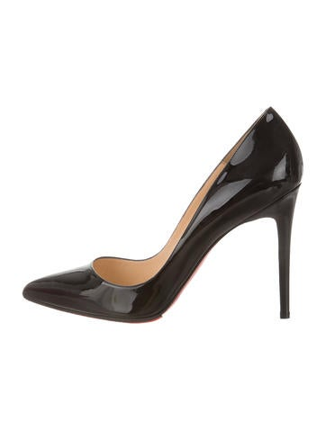 Christian Louboutin Decolette Pointed-Toe Pumps
