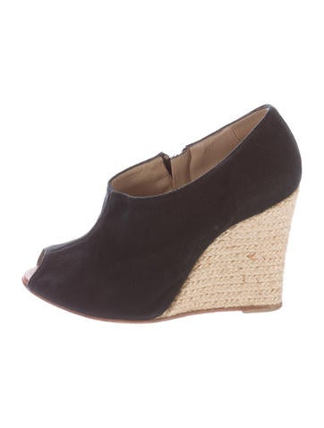Christian Louboutin Corazon Espadrille Wedges None