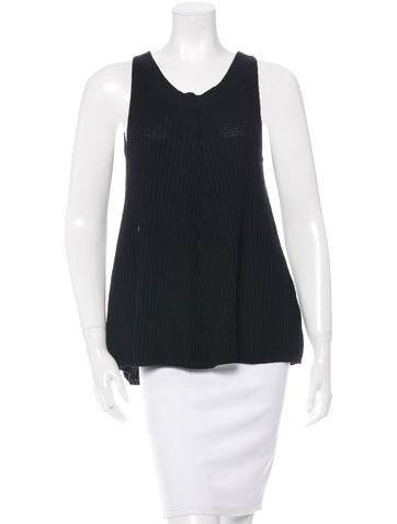 Co. Sleeveless Knit Top w/ Tags None