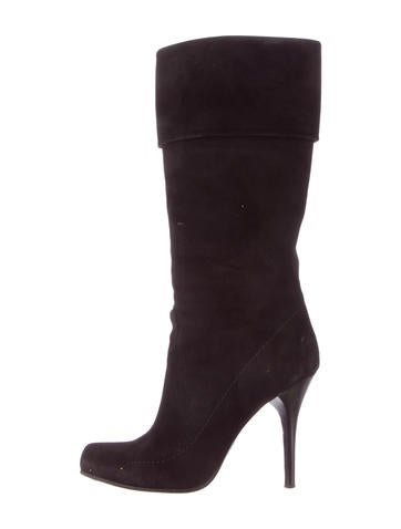 Costume National Mid-Calf Boots None