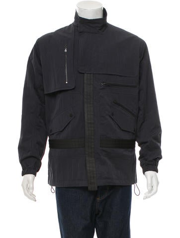 Tim Coppens Cargo Zip-Up Jacket w/ Tags None
