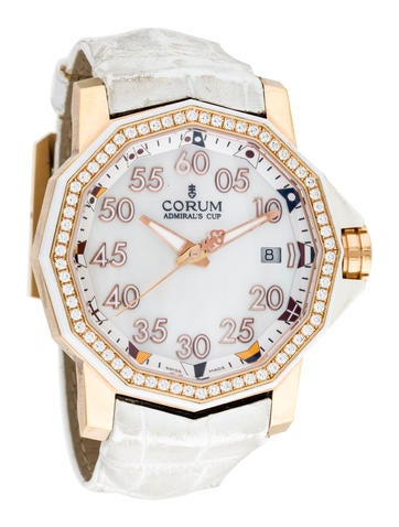 Corum Admirals Cup Legend Watch None