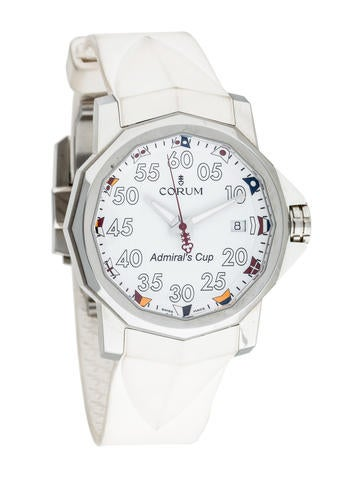 Corum Admirals Cup Competition Watch None
