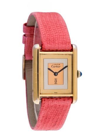Cartier Must De Cartier Watch
