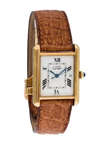 Cartier Tank Louis Cartier Watch