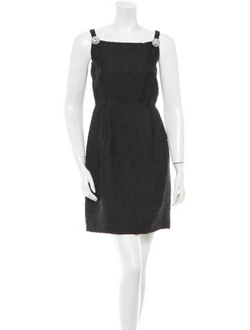 Dolce & Gabbana Matelassé Dress