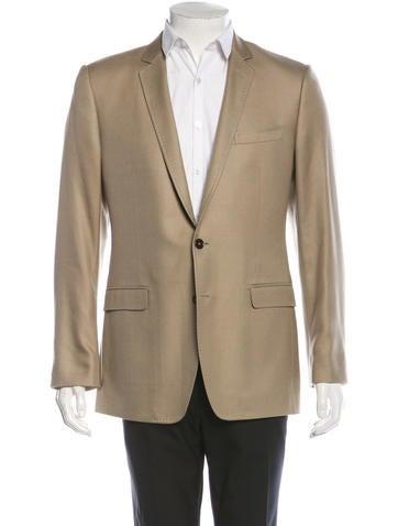 Dolce & Gabbana Cashmere & Silk-Blend Blazer