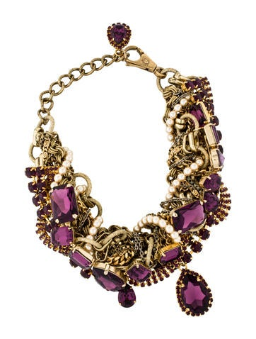 Dolce & Gabbana Collar Necklace