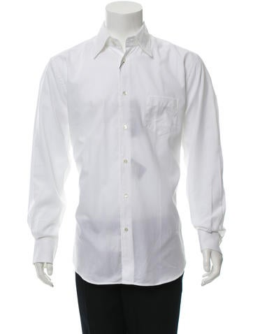 Dolce & Gabbana Long Sleeve Button-Up Shirt w/ Tags