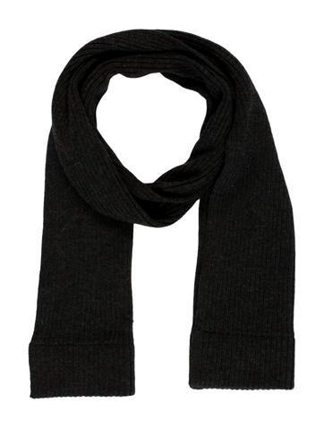Dolce & Gabbana Rib Knit Scarf None