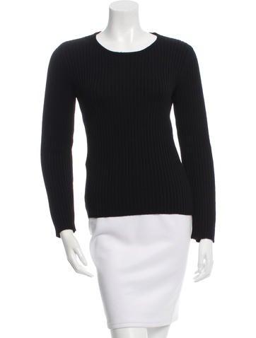 Dolce & Gabbana Crew Neck Knit Sweater None