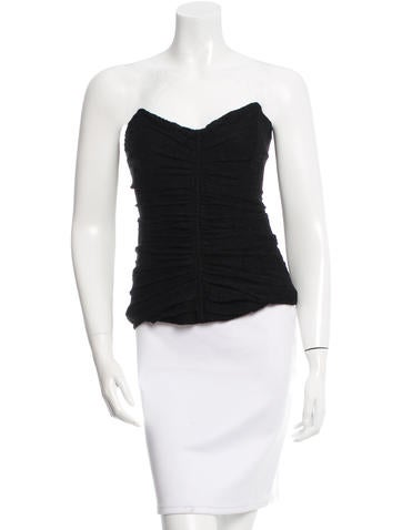 Dolce & Gabbana Wool Lace Top None