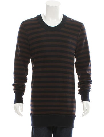 Dolce & Gabbana Cashmere Striped Sweater w/ Tags None
