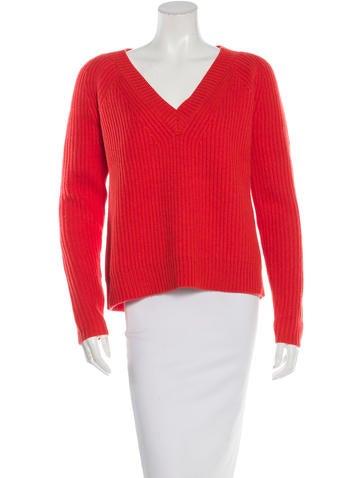 Derek Lam Knit Cashmere Sweater None