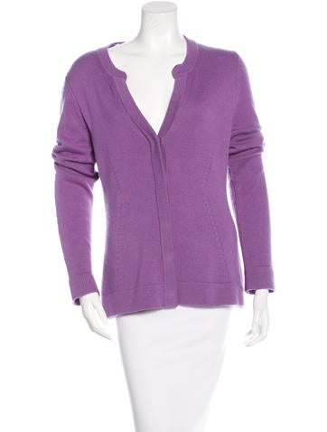 Derek Lam Cashmere V-Neck Cardigan w/ Tags None