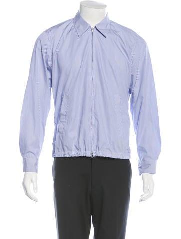 Dries Van Noten Lightweight Shirt Jacket w/ Tags