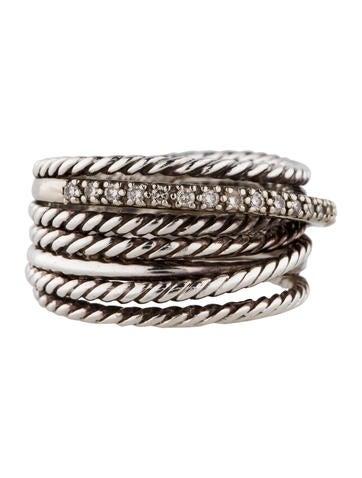 david yurman wide crossover ring jewelry