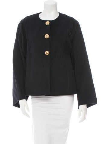 Emilio Pucci Wool Jacket None