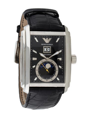 Emporio Armani Meccanico Watch