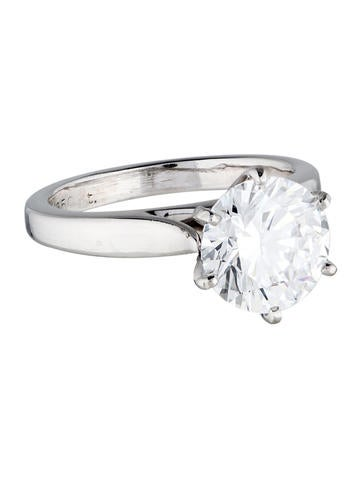 2.39ct Diamond Engagement Ring