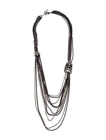 Erickson Beamon Multi Chain Necklace