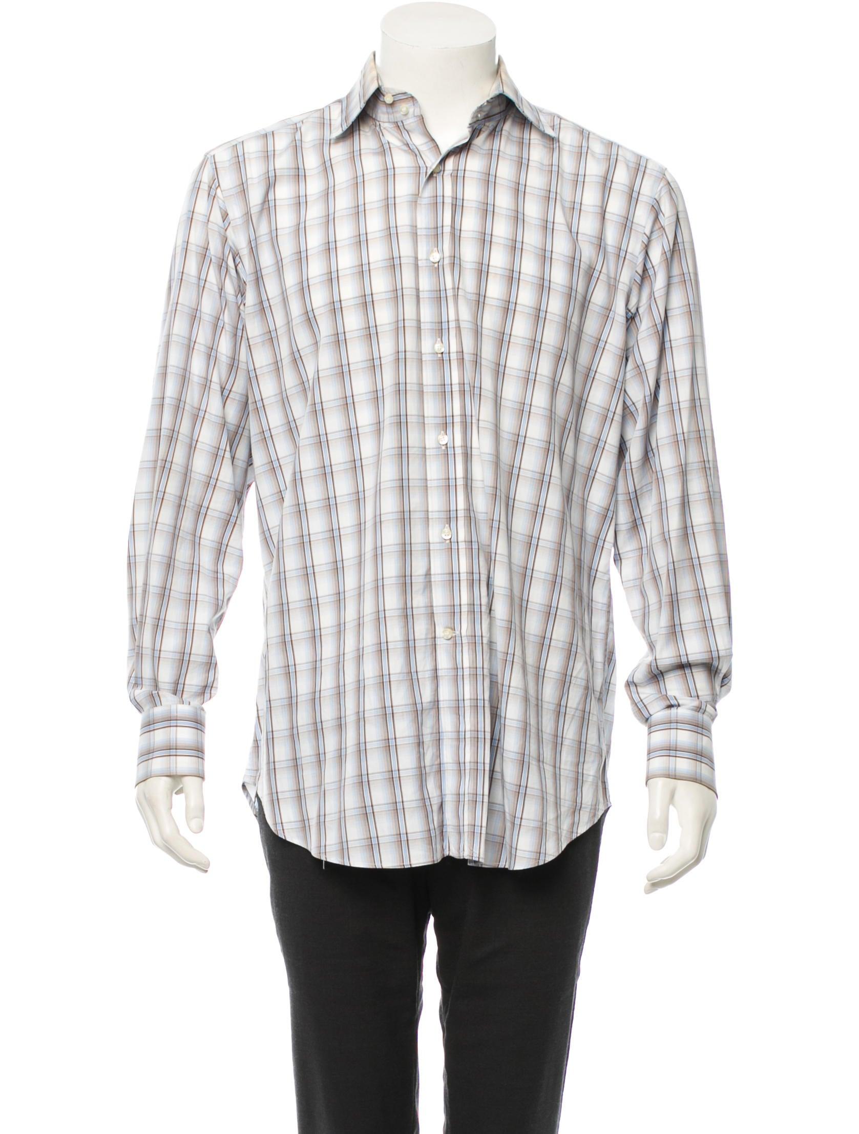 Etro shirt mens shirts etr27778 the realreal for Etro men s shirts